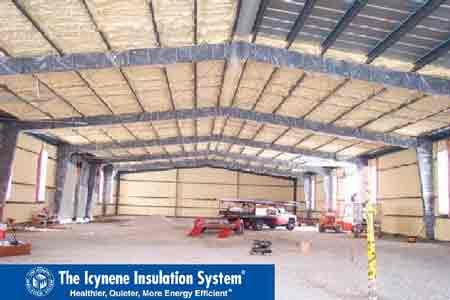 Metal Building Insulation Tampa